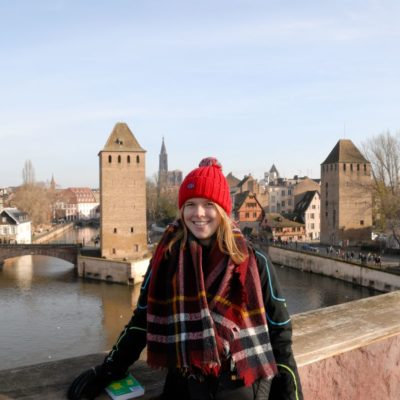 Strasbourg in December