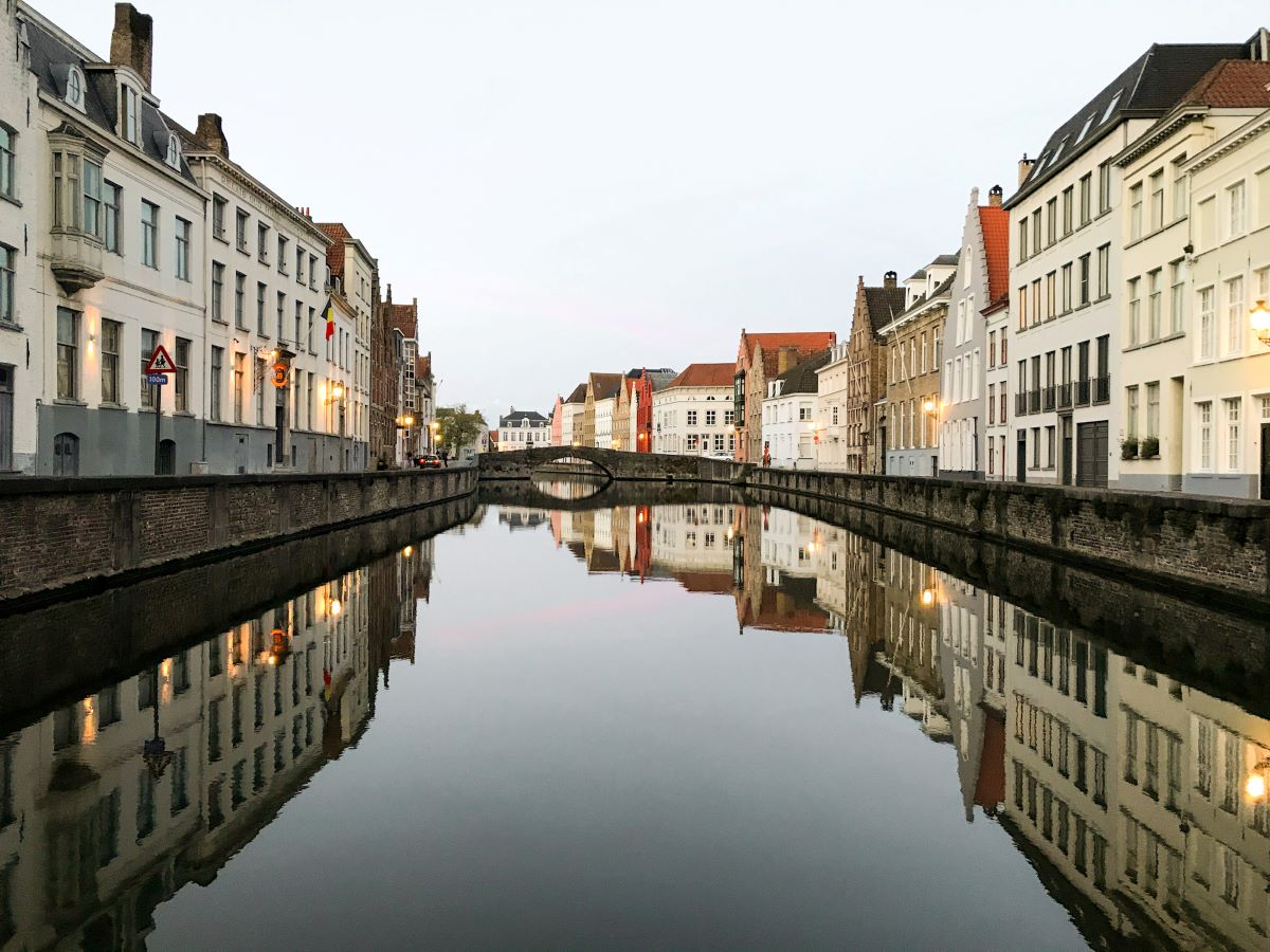 Bruges itinerary